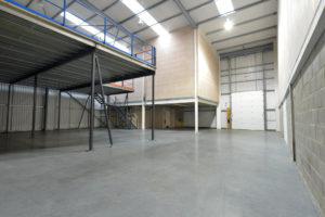 industrial mezzanine flooring